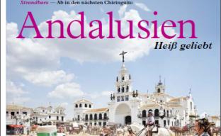 Reisemagazin a campo abierto